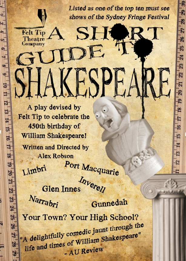 Short Guide to Shakespeare Tour